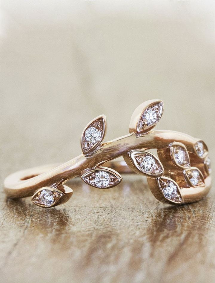 Our Favorite Ken & Dana Design Wedding Rings
