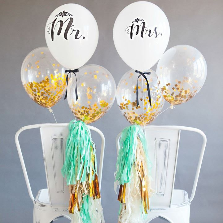 50 Awesome Balloon Wedding Ideas