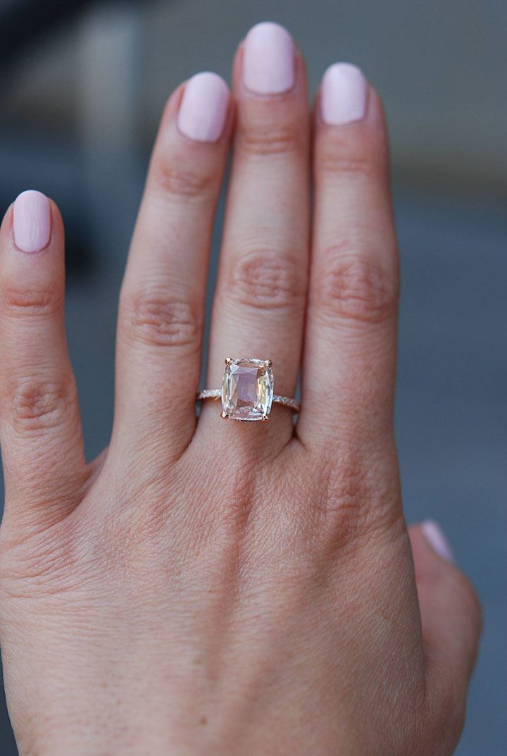 Jaw-Dropping Sapphire Engagement Rings For The Modern Bride