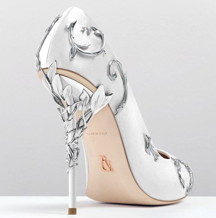 Ralph & Russo's Eden Pumps Are Fairy Tale Shoes For Brides