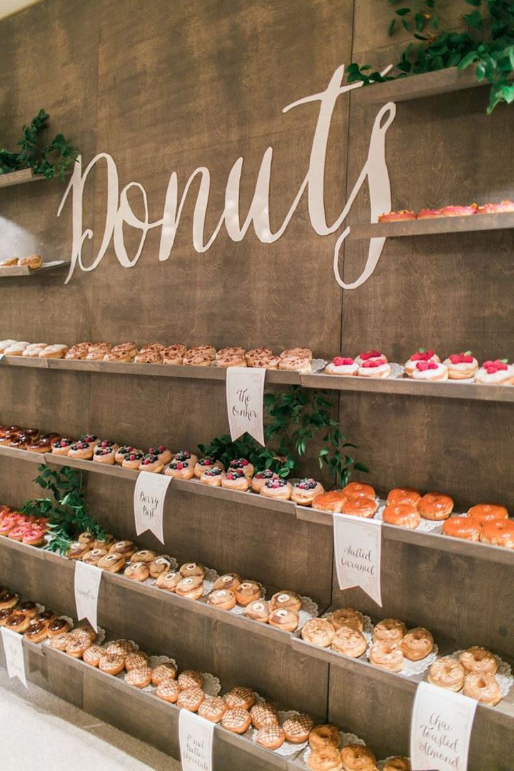 Sweet Table Wedding Inspiration You Won't Want To Miss